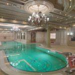 Marble Pool Mosaic: Belcanto